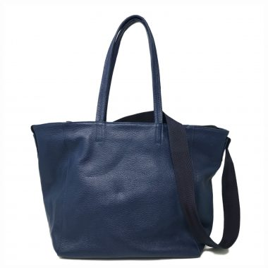 borsa a sacca sac bag blue