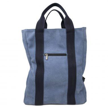 zaino pelle leather backpack v23