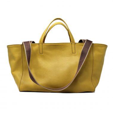 borsa-a-mano-handbag-art-9-mini-yellow-V9-1